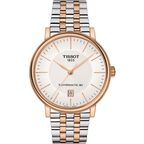 Zegarek Tissot T-Classic T122.407.22.031.01 Carson Automatic