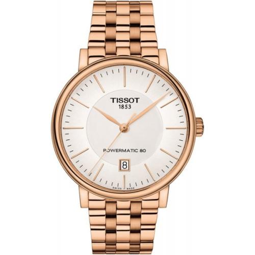 Zegarek Tissot T-Classic T122.407.33.031.00 Carson Automatic