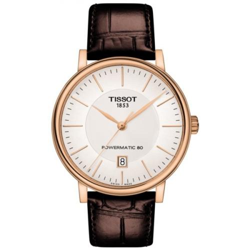 Zegarek Tissot T-Classic T122.407.36.031.00 Carson Automatic