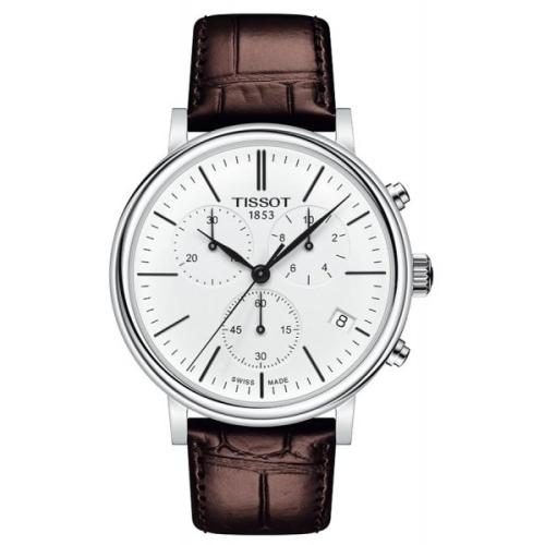 Zegarek Tissot T-Classic T122.417.16.011.00 Carson Quartz