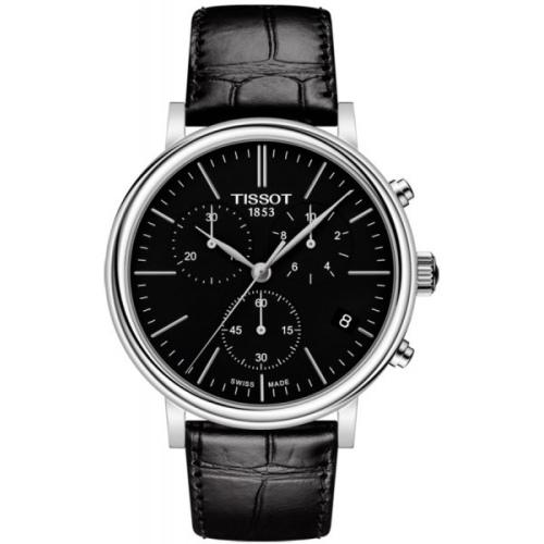 Zegarek Tissot T-Classic T122.417.16.051.00 Carson Quartz
