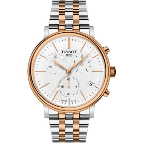 Zegarek Tissot T-Classic T122.417.22.011.00 Carson Quartz