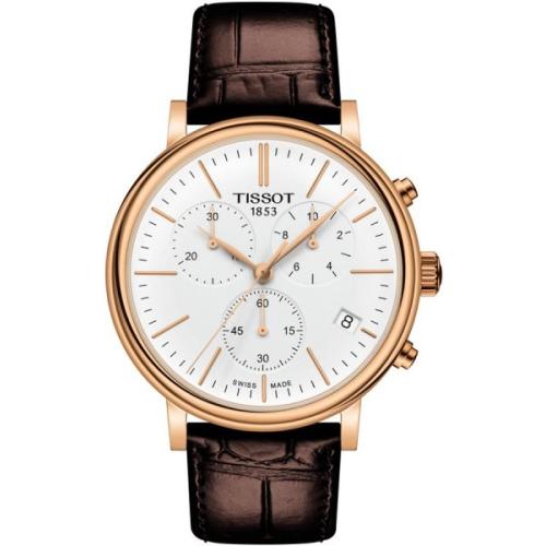 Zegarek Tissot T-Classic T122.417.36.011.00 Carson Quartz