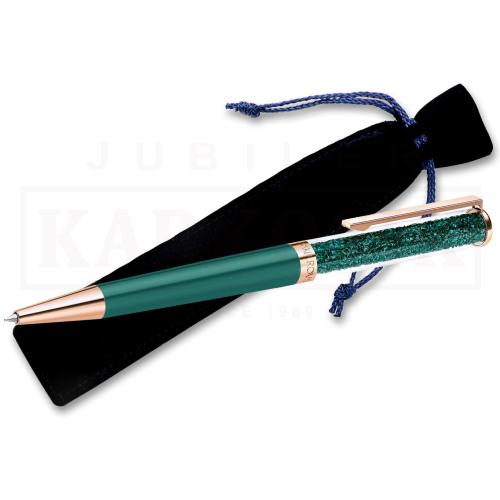 Długopis Swarovski - Crystalline Ballpoint, Green 5479562