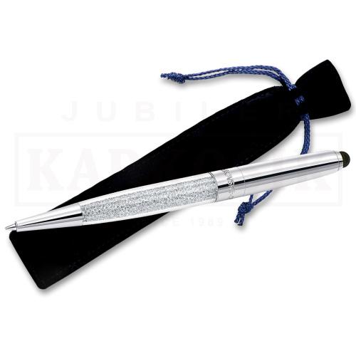 Długopis Swarovski - Crystalline Stardust Stylus Pen, Chrome Plated 5296369