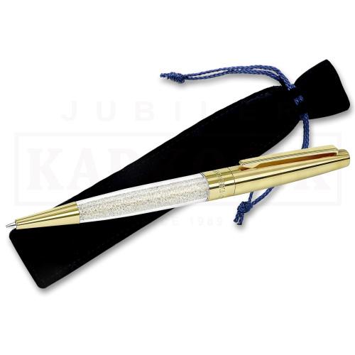 Długopis Swarovski - Crystalline Ballpoint - Pale Gold Plated 5296362