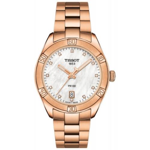 Zegarek Tissot T-Classic T101.910.33.116.00 PR 100