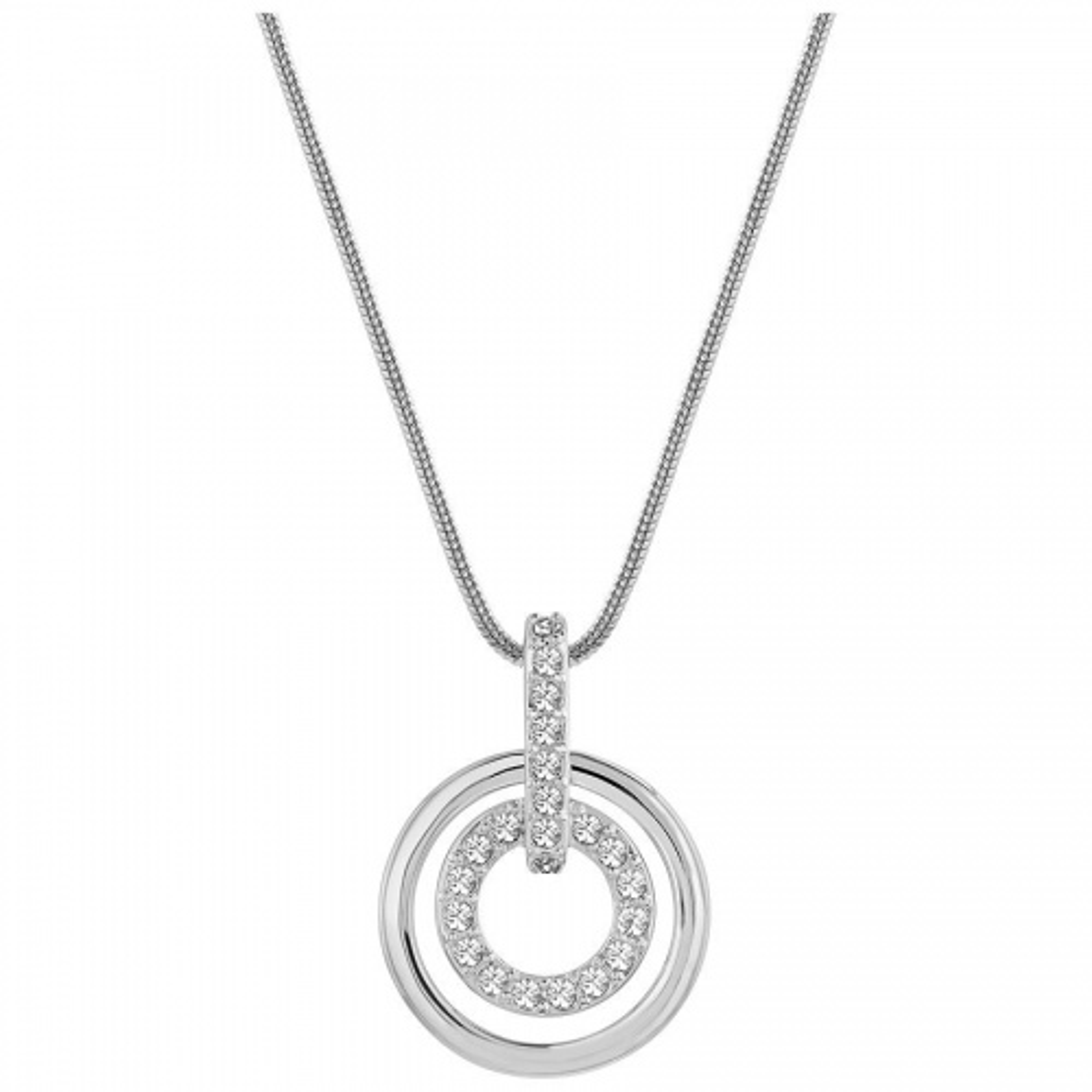 Naszyjnik SWAROVSKI - Circle Silver 681251