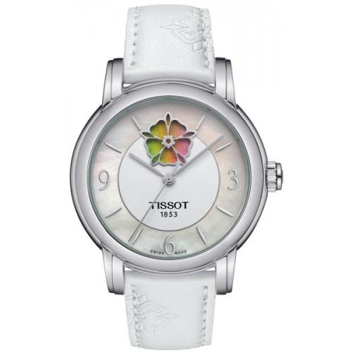 Zegarek Tissot T-Lady T050.207.17.117.05 Lady Heart Automatic