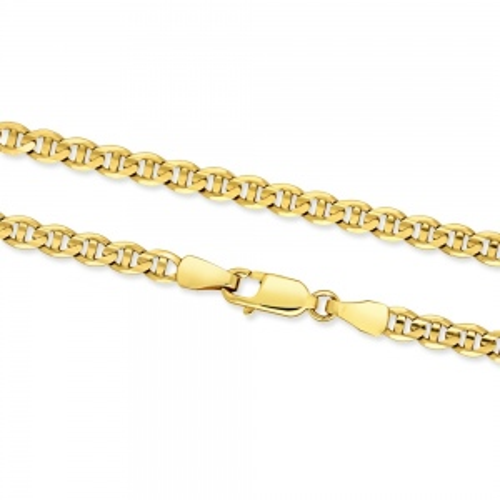 Złoty łańcuszek - Gucci 45cm pr.585
