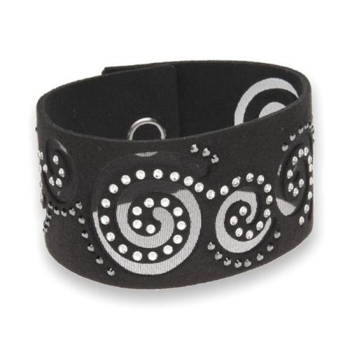 Spark Bransoletka Spiral Bracelet BSPIR1CZCSN