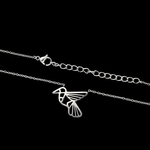 Naszyjnik celebrytka - Koliber