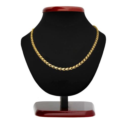 Złoty naszyjnik 50cm pr.585