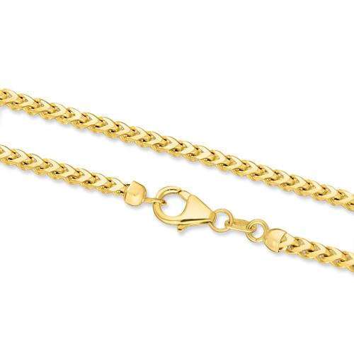 Złoty Łańcuszek Kłos 50cm pr. 585