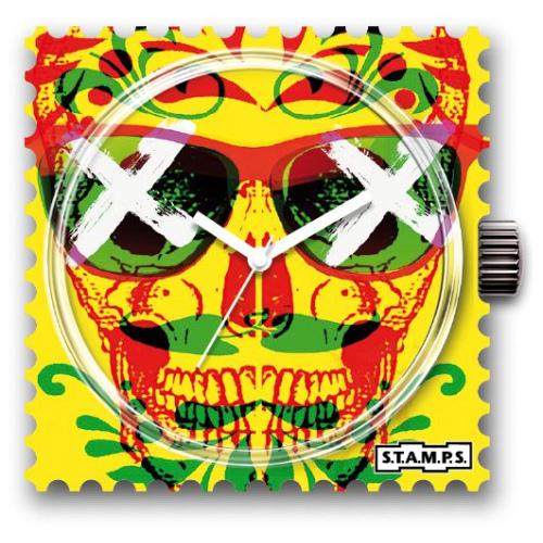 Zegarek STAMPS - Chilli Skull - WR 103800