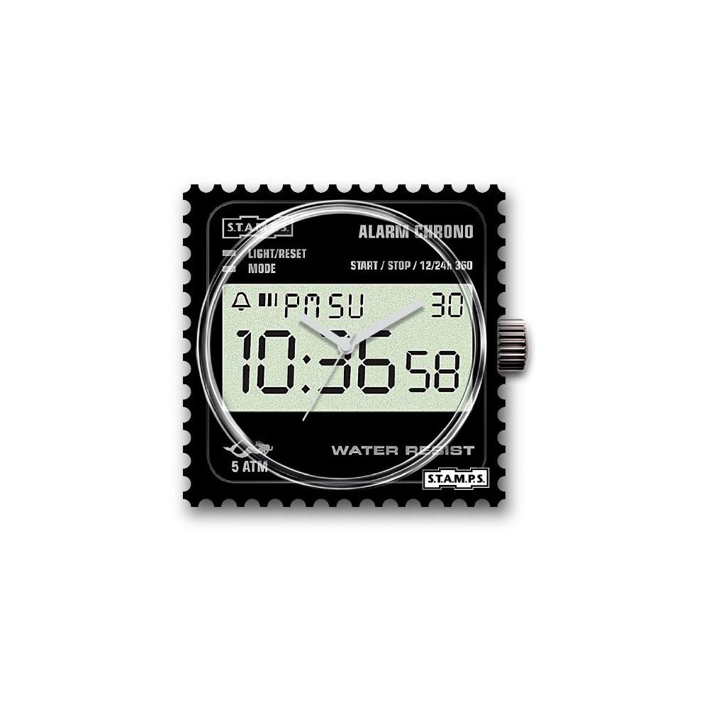 Zegarek STAMPS - Digi Time - WR 103798