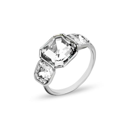 Spark pierścionek Imperial Trio Crystal P44803C-52