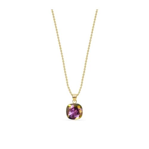 Spark naszyjnik Barete Gold Lilac Shadow NNG447010LSH