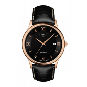 Zegarek Tissot T-Gold T914.407.76.058.00 Rose Dream