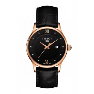 Zegarek Tissot T-Gold T914.210.76.056.00 Rose Dream
