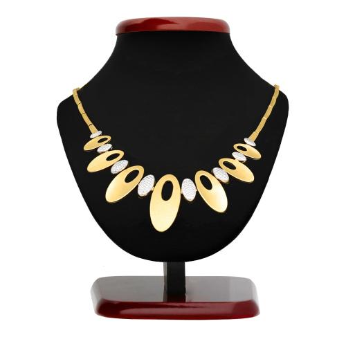 Złoty naszyjnik - Łezki pr.585
