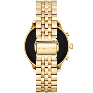Zegarek Michael Kors MKT5078 Smartwatch Lexington 2 Gold-Tone