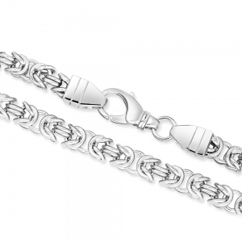 Srebrny Naszyjnik pr.925