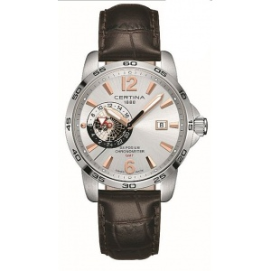 Zegarek Certina C034.455.16.037.01 DS Podium GMT COSC