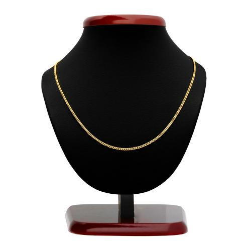 Złoty łańcuszek - Pancerka 45cm pr.585
