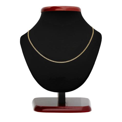 Złoty łańcuszek - Pancerka 50cm pr.333