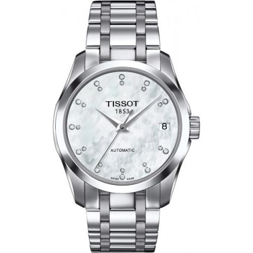 Zegarek Tissot T-Classic  T035.207.11.116.00 Couturier
