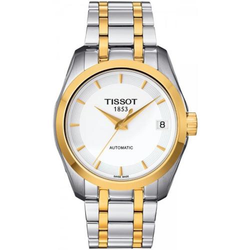 Zegarek Tissot T-Classic T035.207.22.011.00 Couturier Powermatic