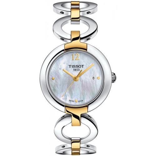Zegarek Tissot T-Lady T084.210.22.117.00 Pinky