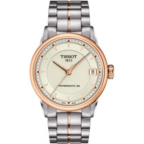 Zegarek Tissot T-Classic T086.207.22.261.01  Luxury Automatic