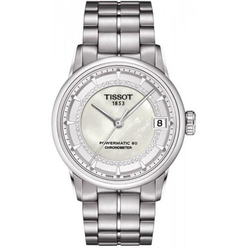 Zegarek Tissot T-Classic T086.208.11.116.00  Luxury Automatic