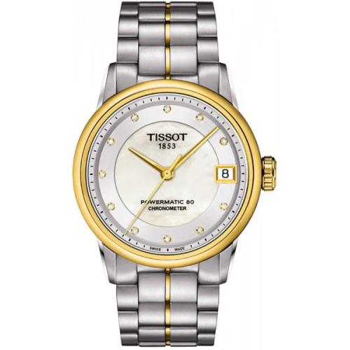 Zegarek Tissot T-Classic T086.208.22.116.00 Luxury Automatic
