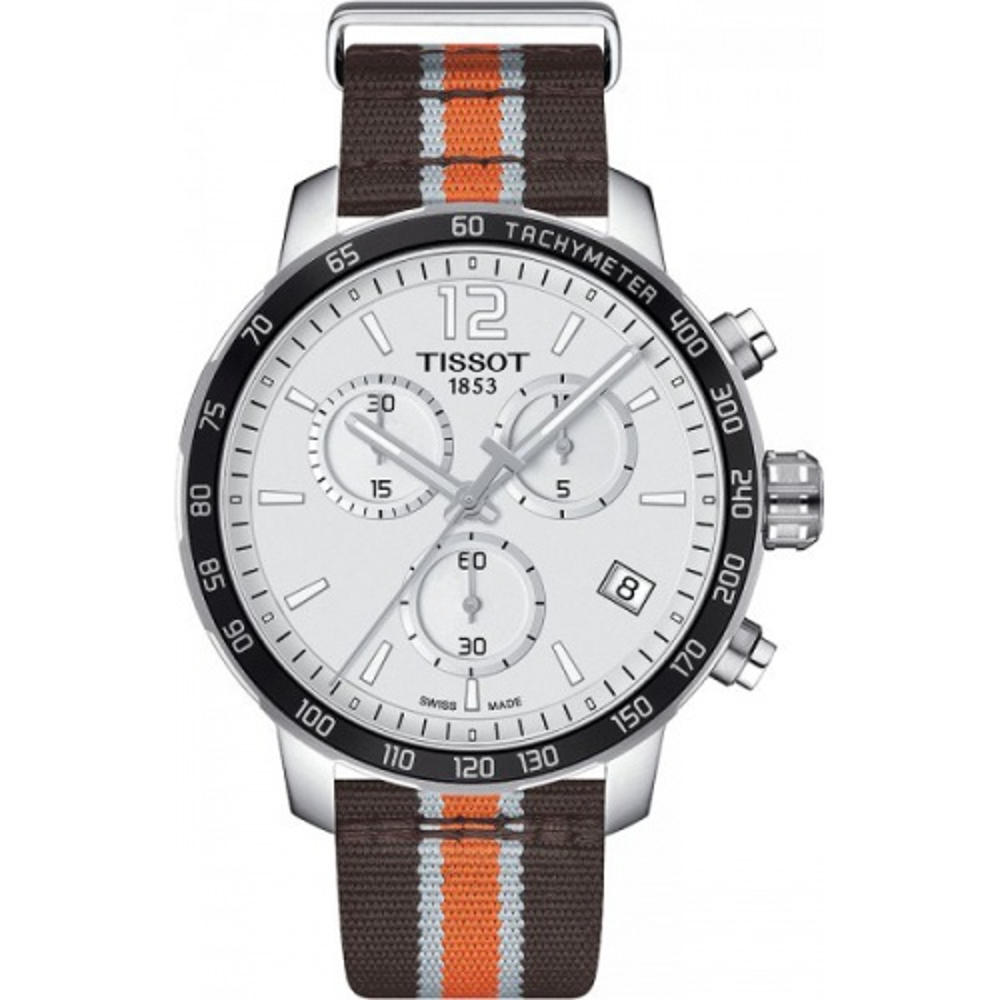 Zegarek Tissot T095.417.17.037.34 Quickster