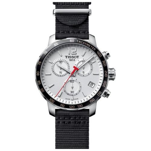 Zegarek Tissot T095.417.17.037.36 Quickster