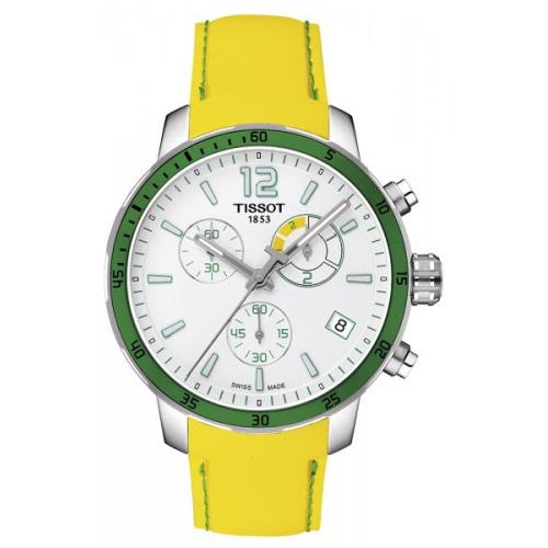 Zegarek Tissot T095.449.17.037.01 Quickster