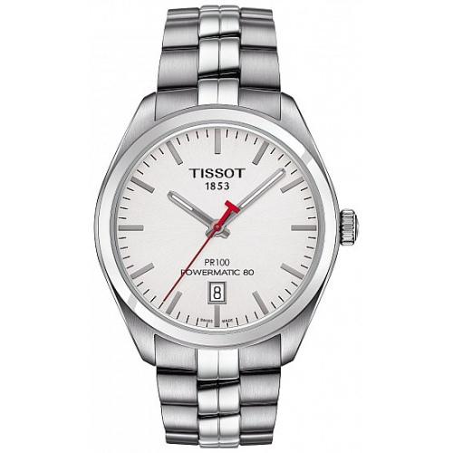 Zegarek Tissot T-Classic T101.407.11.011.00 PR 100
