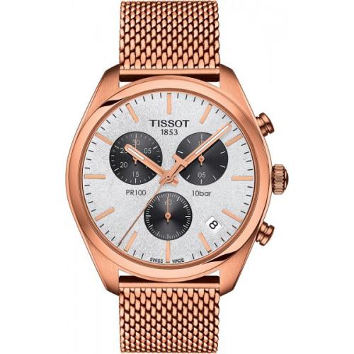 Zegarek Tissot T-Classic T101.417.33.031.01 PR 100