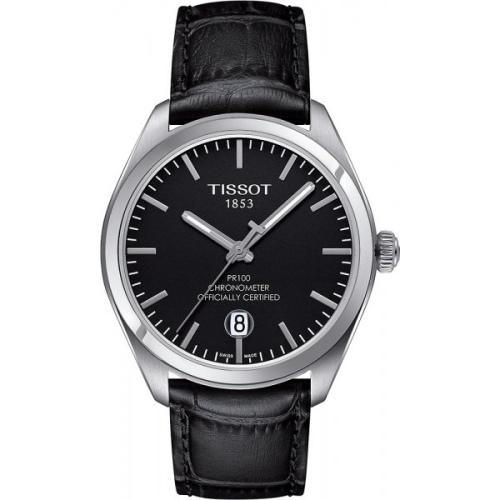 Zegarek Tissot T-Classic T101.451.16.051.00 PR 100