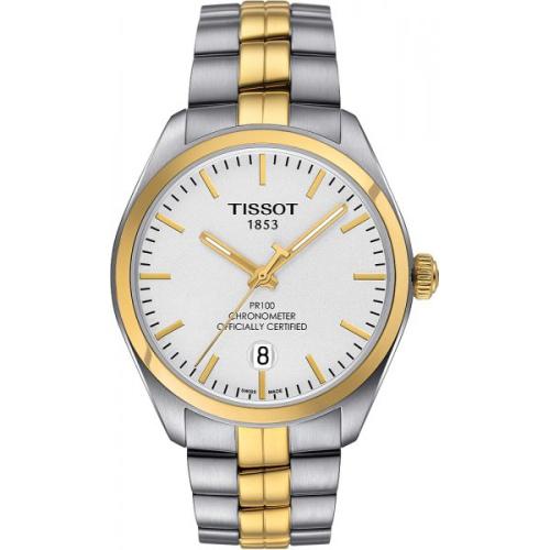 Zegarek Tissot T101.410.22.031.00 PR 100 Titanium Quartz