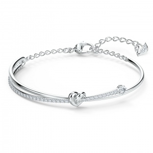 Bransoletka Swarovski - Lifelong Heart, Bangle, Silver 5517944