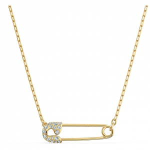 Naszyjnik Swarovski - So Cool Pin, Gold 5512760