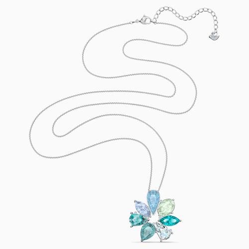 Naszyjnik Swarovski - Sunny Flower, Silver 5520492