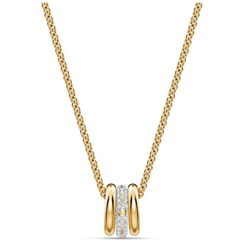 Naszyjnik Swarovski - Stone, Gold 5523989