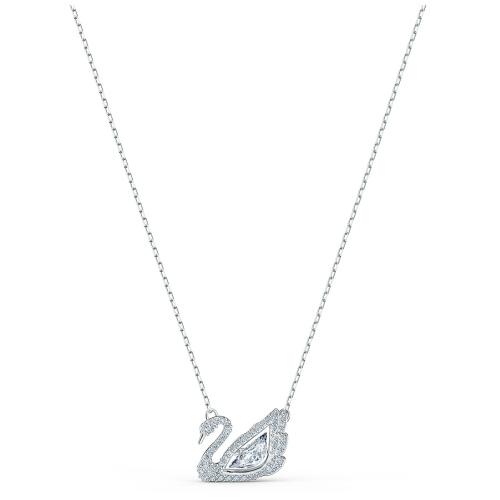 Naszyjnik Swarovski - Dancing Swan, Silver 5514421