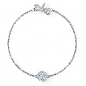 Swarovski - Remix Collection Dragonfly Strand, Silver 5520650