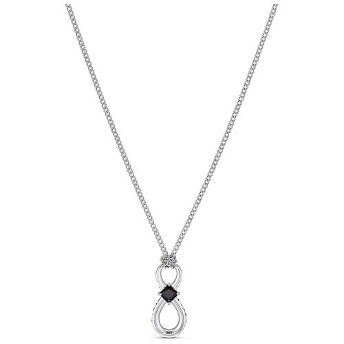 Naszyjnik Swarovski - Infinity, Silver 5528109